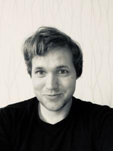 Tuntiopettaja Tristan Selin